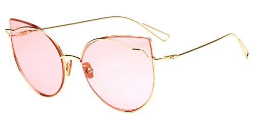 anti HD ultraviolet Color1 Polaroid Eyewear Lunettes Femmes Lunettes Marée de Mode de soleil Eye Cat soleil JYR Pwnfa7qx5a