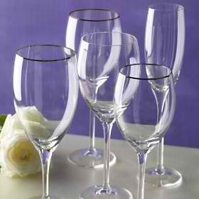 Lenox timeless crystal wine glass wine glasses - Lenox colored wine glasses ...