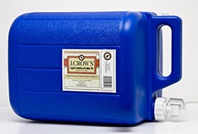Lugol's Solution of Iodine 2%, 5 Gallon Bulk Drum with Spigot by J.Crow's
