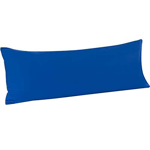 FLXXIE Body Pillowcases, 1 Pack Ultra Soft Microfiber Premium Quality, 20