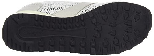 Mesh Top 307 White Wrangler White Sneakers Women's Runway Tropical Low S1wn00f5Iq