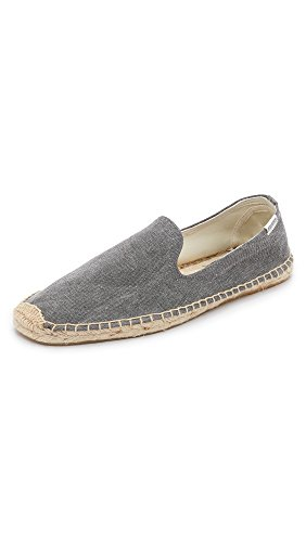 Women's Soludos Slipper Dark Gray Smoking zzrwq7xH