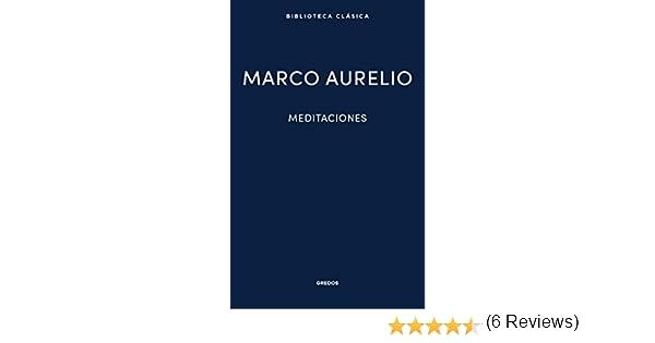 Meditaciones (NUEVA BCG) eBook: Aurelio, Marco, García Gual ...