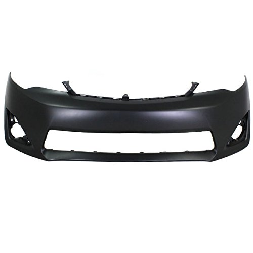 For 12 13 14 Camry Front Bumper Cover Assy w/o Sensor Holes TO1000378 5211906974