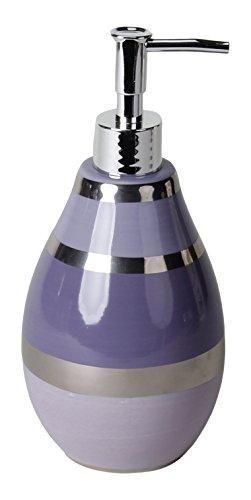 Saturday Knight Shimmer Stripes Lotion Dispenser