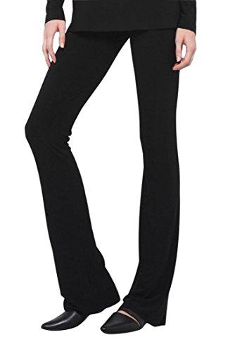 Norma Kamali Boot Pant - Black - M by Norma Kamali