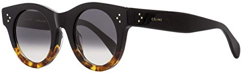 - Celine Cl41440/F/S 100% Authentic Women's Sunglasses Black Tortoise Havana Fu5w2