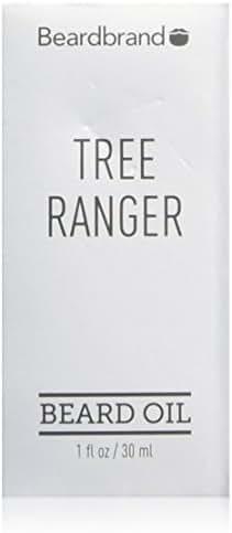 Beardbrand Tree Ranger Beard Oil - 1 fl oz