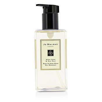 Jo Malone London Wood Sage & Sea Salt Body & Hand Wash Gel 250ml