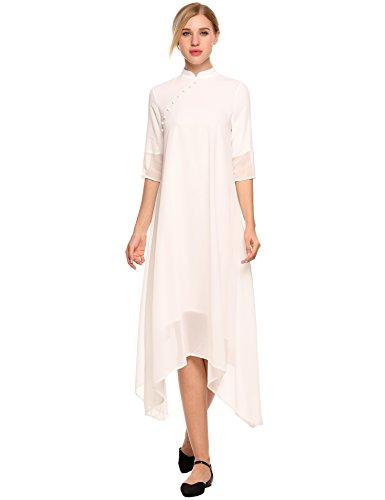 Chinese Long Dress - 7