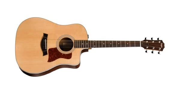 Taylor 210 ce-l 200 Series Guitarra Acústica, palisandro guitarra ...