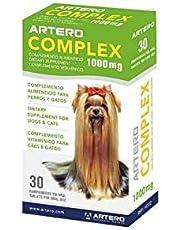 ARTERO Complex. Complemento Alimenticio para Perros y Gatos
