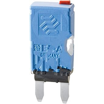 CIRCUIT BREAKER; THERM; MINI CBE; TYPE 3 MANUAL RESET; CUR-RTG 10A ; 24VDC E-T-A Circuit Protection and Control 1626-3-10A