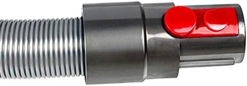 Subtop Tubo Flexible Manguera De Extensión Accesorios Repuesto Para Dyson V7 V8 V10 Aspiradora Sin Cable,Accesorios De Extensión De Manguera Para Aspiradora Inalámbrica Dyson V11 V10 V8 V7: Amazon.es: Hogar