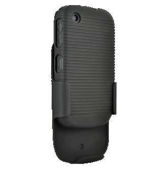 OEM Verizon Blackberry Curve 2 8530 Shell Holster Combo ()