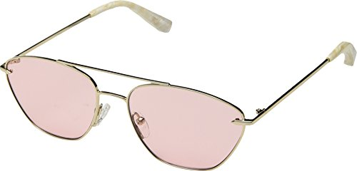 Elizabeth and James Women's Johnson Sunglasses, Rose Gold/Pink, One - Elizabeth James And Sunglasses