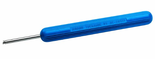 Jonard JIC-20551 Hand Wire Unwrapping Tool with Blue Plastic Handle, 5