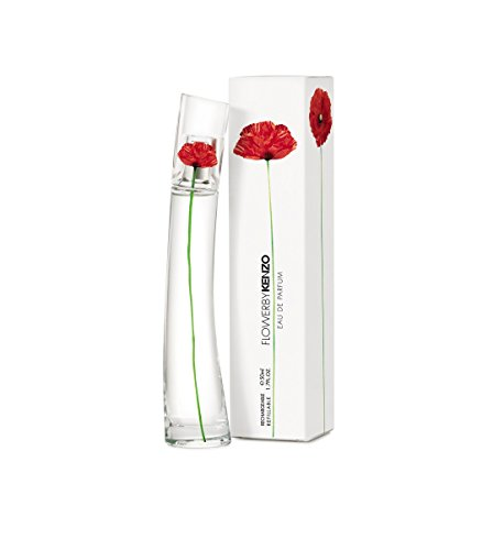 Kenzo Flower By Kenzo For Women. Eau De Parfum Spray 1.7 Ounces Cassis Rose Perfume