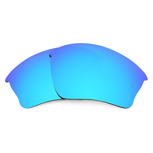 Revant Polarized Replacement Lenses for Oakley Half Jacket XLJ Ice Blue - Lenses G30