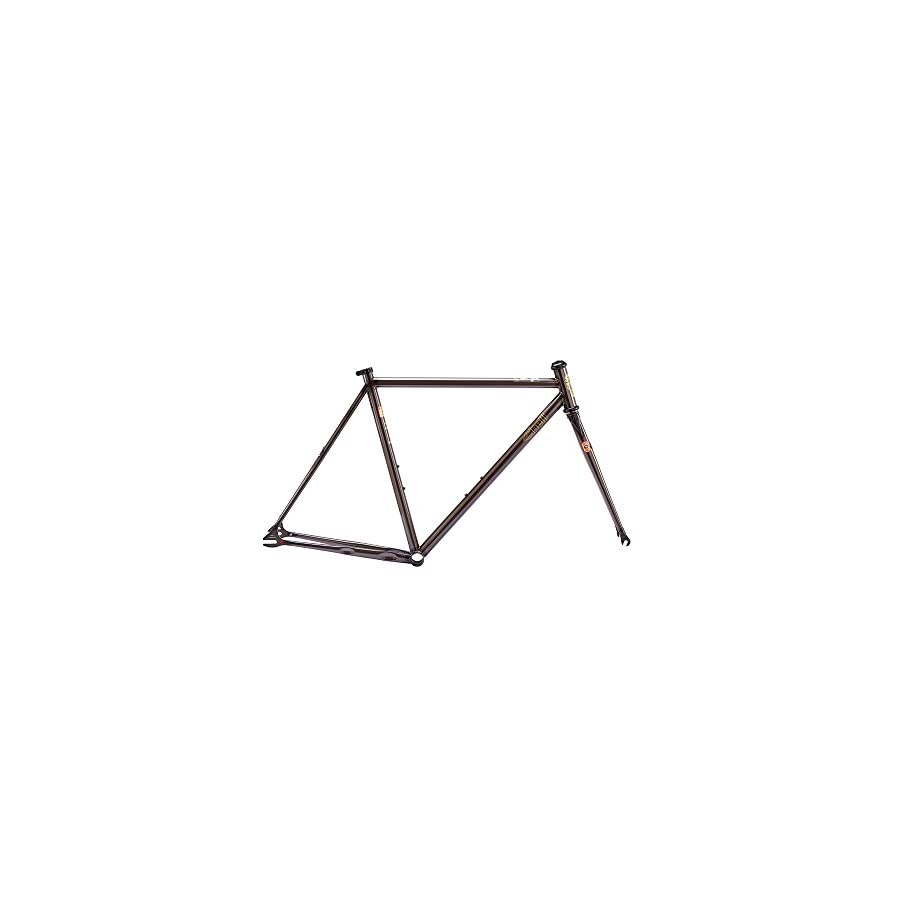 Cinelli MASH Work Bicycle Frameset Smoked Clear