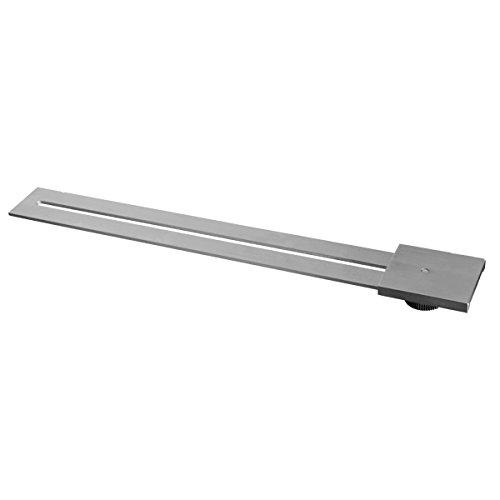 0.1/mm menuiserie Outil de mesure Mortising et Tenoning machine Accessoires Jiguoor Trusquin en acier inoxydable 0/–200/mm//0/–250/mm//0/–300/mm