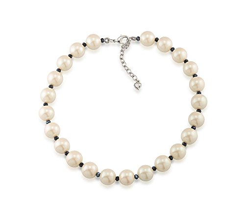 Carolee Pearl Necklace Jewelry - 9
