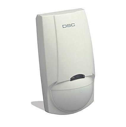 DSC lc-104-pimw - Detector Movimiento PIR y microondas (con Función antimasquage
