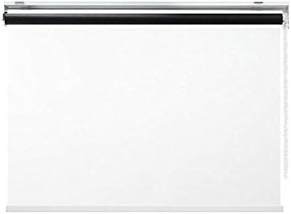 [해외]프로젝터 스크린 펀 160도의 넓은 시야각 주름 방지 시공 프로젝터 전용 블랙 코팅 (체인 타입) (80 인치) [병행 수입 / Projector screen hanging type 160 degree wide viewing angle wrinkle prevention construction projector dedicated black ...