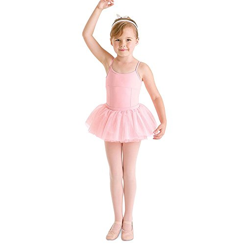 Bloch Youth Hurley Tutu, Pink-6x/7