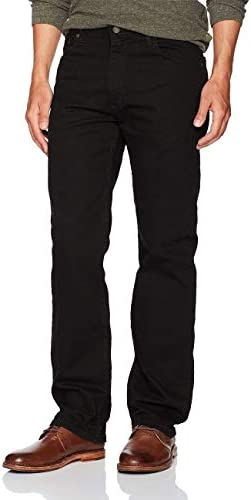 Wrangler Authentics Men's Regular Fit Comfort Flex Waist Jean