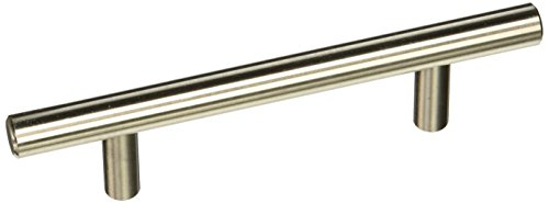 Liberty P03124-MN-C 96mm Pinstripe Kitchen Cabinet Hardware Drawer Handle Pull in Matte Nickel