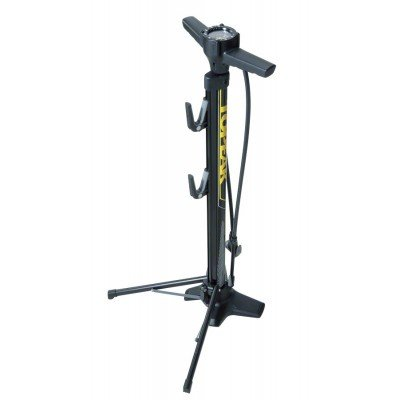 Topeak Transfomer Floor Pump: Black