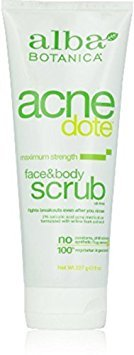Alba Botanica Natural Acnedote Face & Body Scrub - 8
