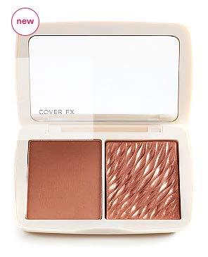 Cover Fx Monochromatic Bronzer Duo - (Suntan Bronze) by C.F.X. Cosmetics (Image #1)