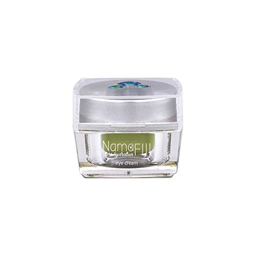 Professional Spa Eye Cream by Nama of Fiji, with 100 Wild Nama Sea Grapes to moisturize the under eye contour, Vitamin E Antioxidants to slow down the aging process and prevent wrinkles, 22g