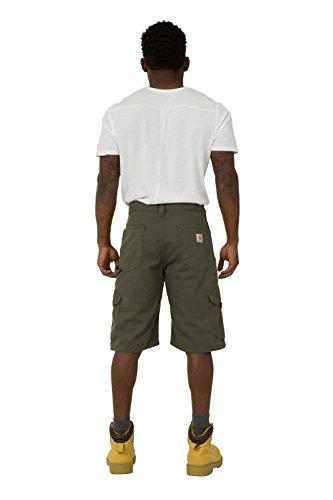 b357 mos Vêtemen Cs Vert Travail Carhartt De B357 Shorts Ripstop Fret wqnHZ6Zzv0