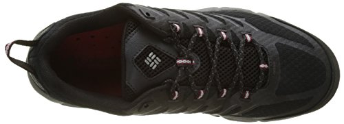 Columbia Chaussures Homme Outdry Noir Outdoor Ventrailia II Velvet Red Multisport Black pHWqSrpn