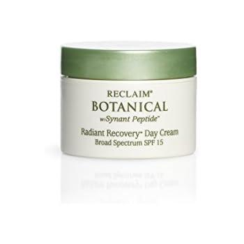 Principal Secret - Reclaim Botanical - Radiant Recovery Day Cream - Hydrating Moisturizer - Broad Spectrum SPF 15 - 1 Ounce