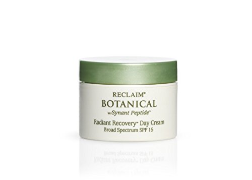Principal Secret – Reclaim Botanical – Radiant Recovery Day Cream – Hydrating Moisturizer – Broad Spectrum SPF 15 – 90 Day Supply/1 Ounce