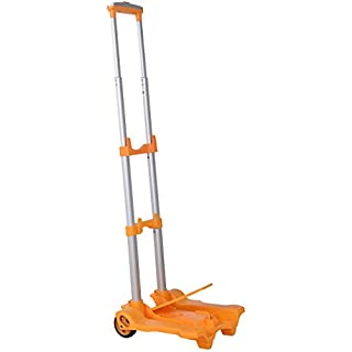 ONE CART system Cart with Bungee Set, Yellow, One Size