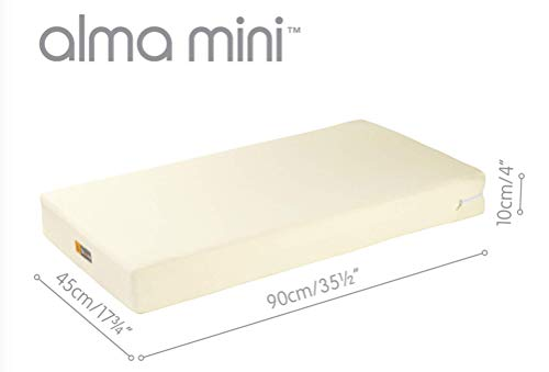 Bloom Breathe Mattress for Bloom Alma Mini Crib Only (Made in USA)