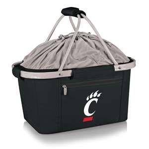 - PICNIC TIME NCAA Cincinnati Bearcats Digital Print Metro Basket, One Size, Black