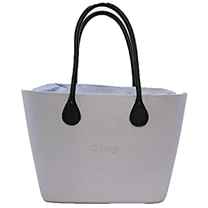 OBAG Borsa o bag urban lily grey sacca interna manico lungo b/color nero 15