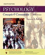 Read Online Psychology, Concepts & Connections, Brief Edition 8th EDITION pdf