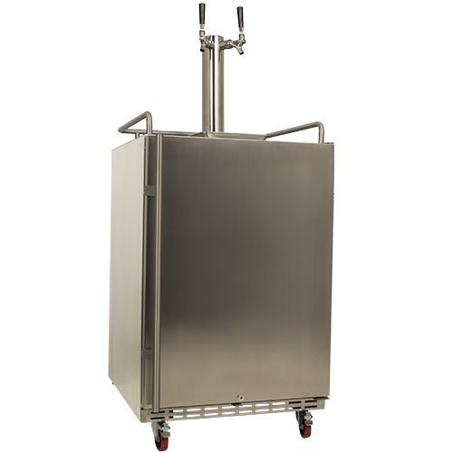 EdgeStar Full Built Outdoor Kegerator