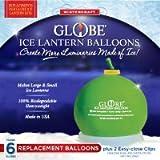 Ice Lantern Replacement 6 Balloons