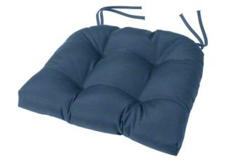 Amazon Com Tufted Chair Cushion 18 X 16 X 4 Cushion Source