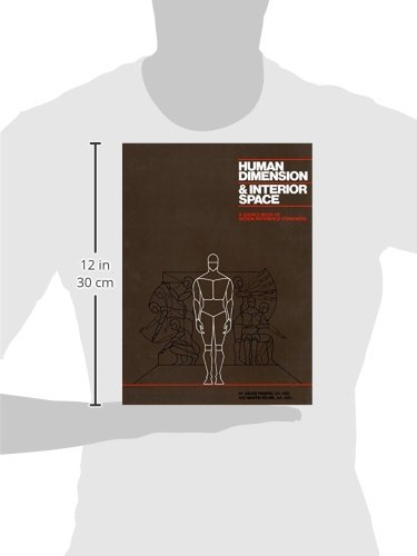 Human Dimension & Interior Space A Source Book of Design Reference
