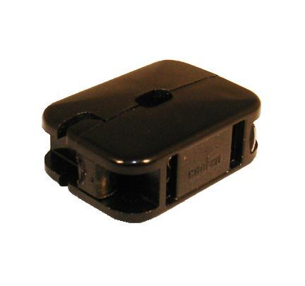 - Cooper Wiring Device 2609B-BU 2-Wire 2-Pole Non Grounding In-Line Outlet 125 Volt AC 10 Amp Brown Academy