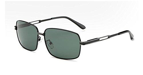 B de cercle métallique Noire Lennon vintage rond soleil en inspirées Boîte lunettes polarisées du style retro ZRqqwpd